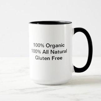100% Bio, geben alles natürliche Gluten frei Tasse