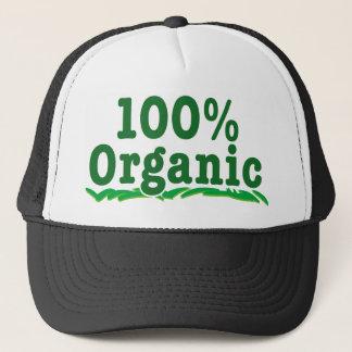 100% Bio Truckerkappe