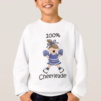 100% Cheerleader - Brunet Sweatshirt
