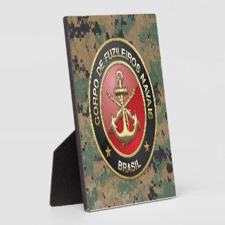 [100] Corpo De Fuzileiros Navais [Brasilien] (CFN) Fotoplatte