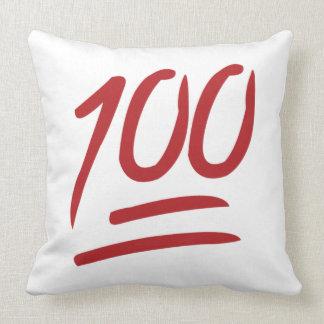 100 - Emoji Kissen