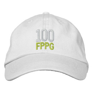 100 FPPG BESTICKTE KAPPE