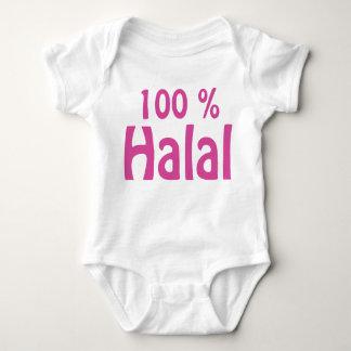 100% Halal Baby Strampler