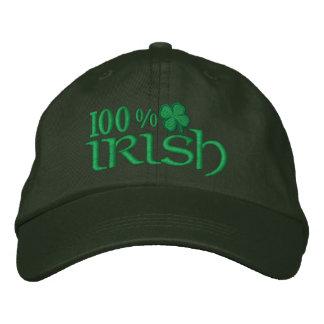 100% IRISCHER Hut
