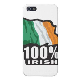 100%-IRISH iPhone 5 CASE