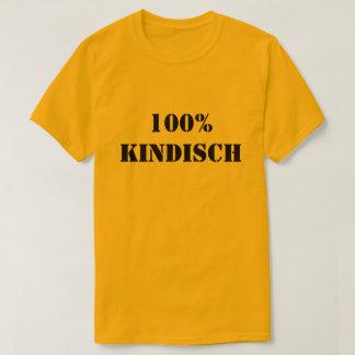 100% kindisch  100% kindisch T-Shirt