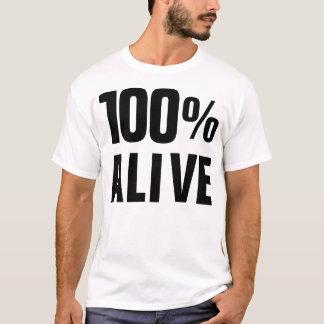 100% lebendig T-Shirt