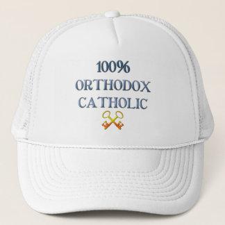 100% orthodoxer Katholischer Truckerkappe