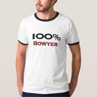100 Prozent Bowyer Shirt