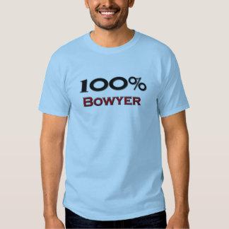 100 Prozent Bowyer T Shirt