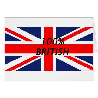 100 Prozent Briten Karte