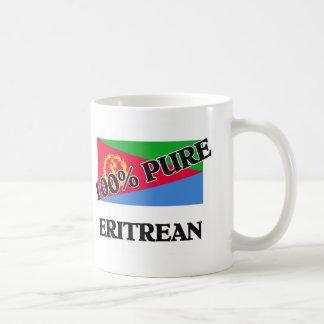 100 Prozent ERITREISCH Kaffeetasse