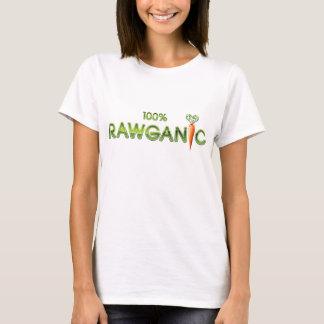 100% Rawganic rohe Nahrung - Karotte T-Shirt