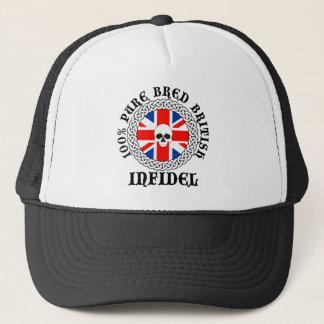 100% reine gezüchtete britische ungläubige Kappe