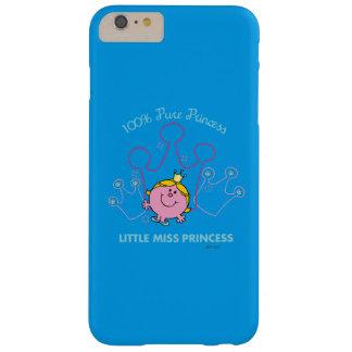 100% reine Prinzessin - kleines Fräulein Barely There iPhone 6 Plus Hülle