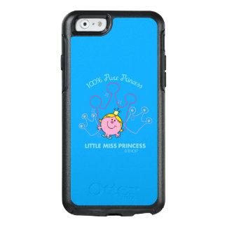 100% reine Prinzessin - kleines Fräulein OtterBox iPhone 6/6s Hülle