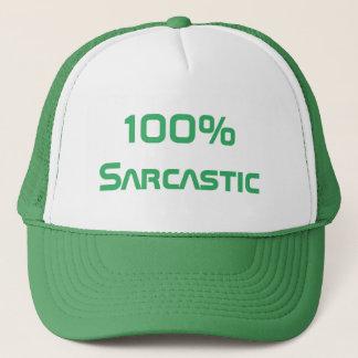 100% sarkastisch truckerkappe