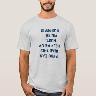 100 Tagburpee Leiter T-Shirt