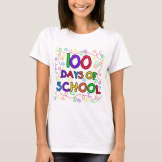 100 Tage Schulconfetti-T-Shirts und Geschenke