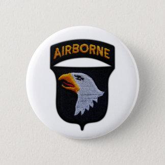 101. im Flugzeug schreiende Runder Button 5,1 Cm