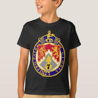 107th Infanterie-Regiment - PROPATRIA UND GLORIA T-Shirt