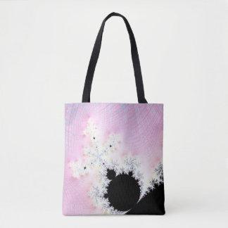 108-01 schwarze Mandy in einem rosa Himmel Tasche