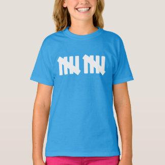 10. GEBURTSTAG Tally KENNZEICHEN T-Stück T-Shirt