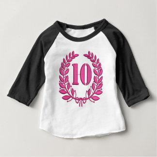 10 Jahre Baby T-shirt