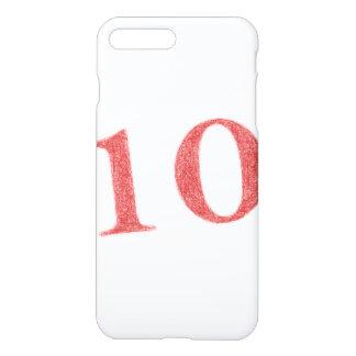 10 Jahre Jahrestag iPhone 8 Plus/7 Plus Hülle