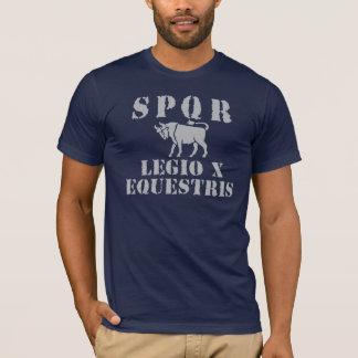 10 Julius Cäsars berühmte 10. Legion - römischer T-Shirt