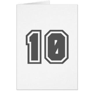10 KARTE