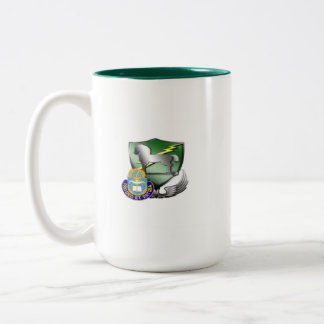 10. Spezielle Kraft-Gruppen-Geistlich-Tasse Zweifarbige Tasse