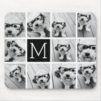 11 Foto Instagram Collagen-kundenspezifisches Mousepad