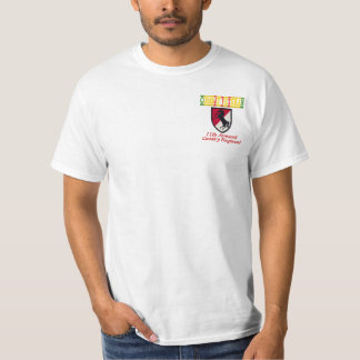 11. Gepanzerte Kavallerie-Regiment. T-Shirt