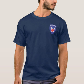 11. Im Flugzeug + 511th DUI/Para Wings T - Shirts