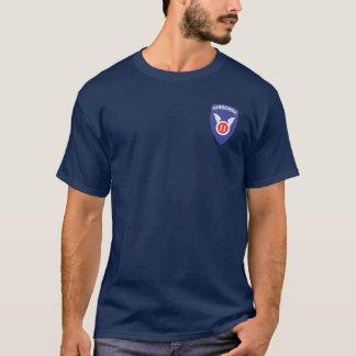11. Im Flugzeug Abteilung SSI T - Shirts