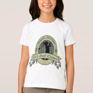 125 Golf - Mädchen-T-Stück T-Shirt