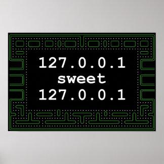 127.0.0.1-Bonbon 127.0.0.1 Poster
