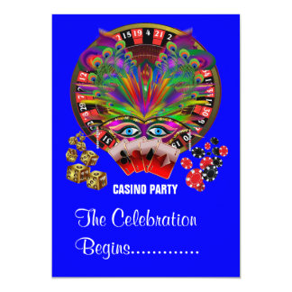 geburtstagseinladung casino