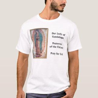 12. Dezember   unsere Dame von Guadalupe T-Shirt