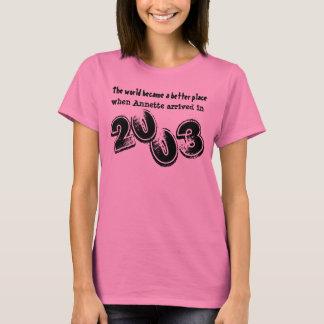 12. Geburtstags-Geschenk 2003 oder irgendein T-Shirt