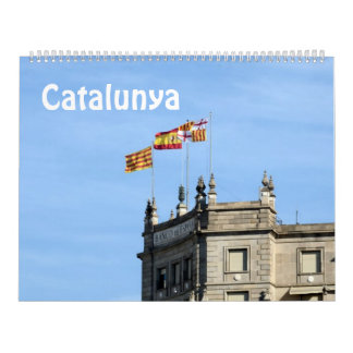 12 Monat Catalunya (Katalonien) Fotokalender Wandkalender