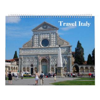 12 Monat Italien-Foto-Kalender Kalender