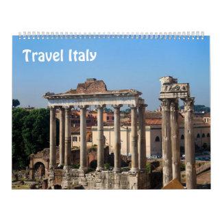 12 Monat Reise-Italien-Fotokalender Wandkalender