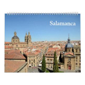 12 Monat Salamanca, Spanien Fotokalender Wandkalender