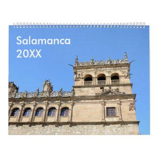 12-monatiges Salamanca, Spanien Kalender