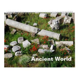 12-Monats-alter WeltFoto-Kalender Kalender
