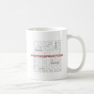 12 Prinzipien Kaffeetasse