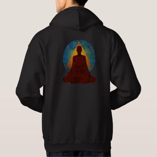 12-Step Buddist Hoodie