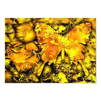 12x18 Karte mit Gedicht für das Einklebebuch-u. 12,7 X 17,8 Cm Einladungskarte